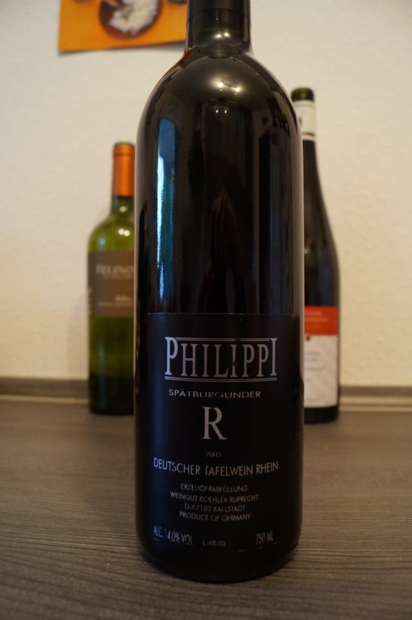 """2003 Koehler-Ruprecht Pinot Noir Philippi """"R"""""""